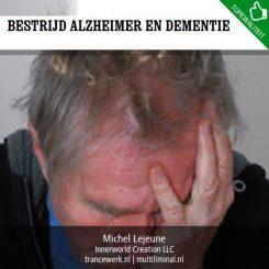 Bestrijd Alzheimer en dementie