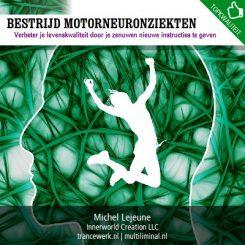 Bestrijd motorneuronziekten