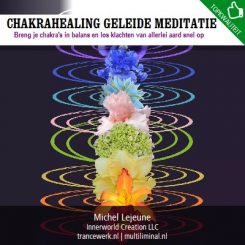 Chakrahealing geleide meditatie
