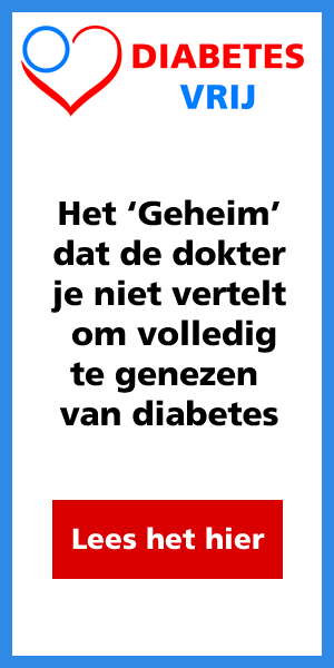 Diabetes genezen
