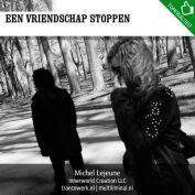 Een vriendschap stoppen