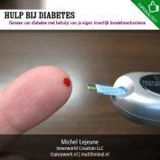 Hulp bij diabetes