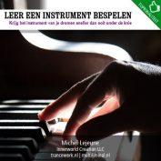 Leer een instrument bespelen