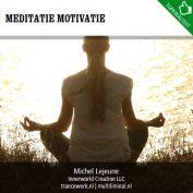 Meditatie motivatie