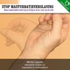 Stop masturbatieverslaving