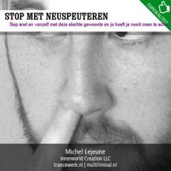Stop met neuspeuteren