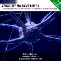 Verzacht MS-symptomen