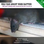 Vrij van angst voor ratten