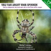 Vrij van angst voor spinnen