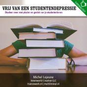 Vrij van een studentendepressie