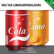 Vrij van limonadeverslaving