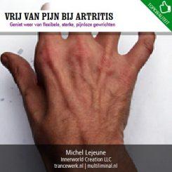 Vrij van pijn bij artritis