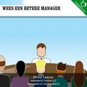 Wees een betere manager