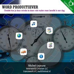 Word productiever