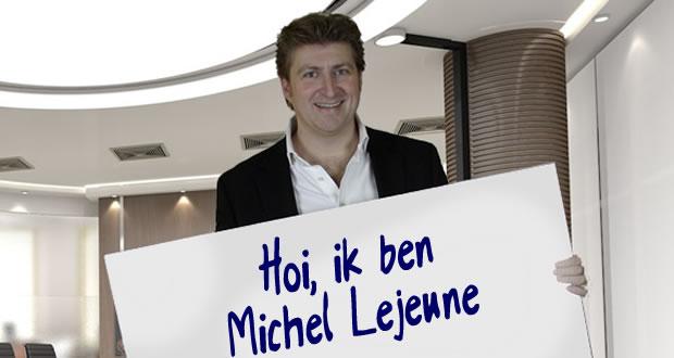 Michel Lejeune kantoor