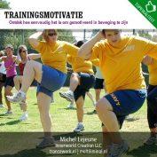 Trainingsmotivatie