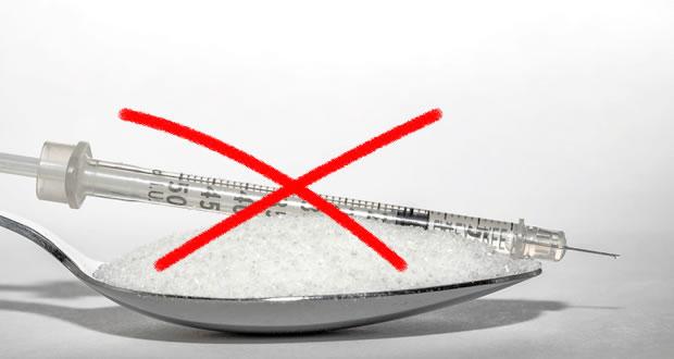 Diabetes genezen