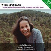 Wees spontaan