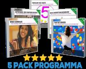 5-pack-Power-Positiviteits-bundel